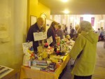 Dave K helping with the Tombola