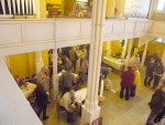Refreshments and Tombola under the Organ gallery