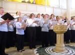 OU Choir sing