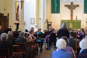 SMSG church band